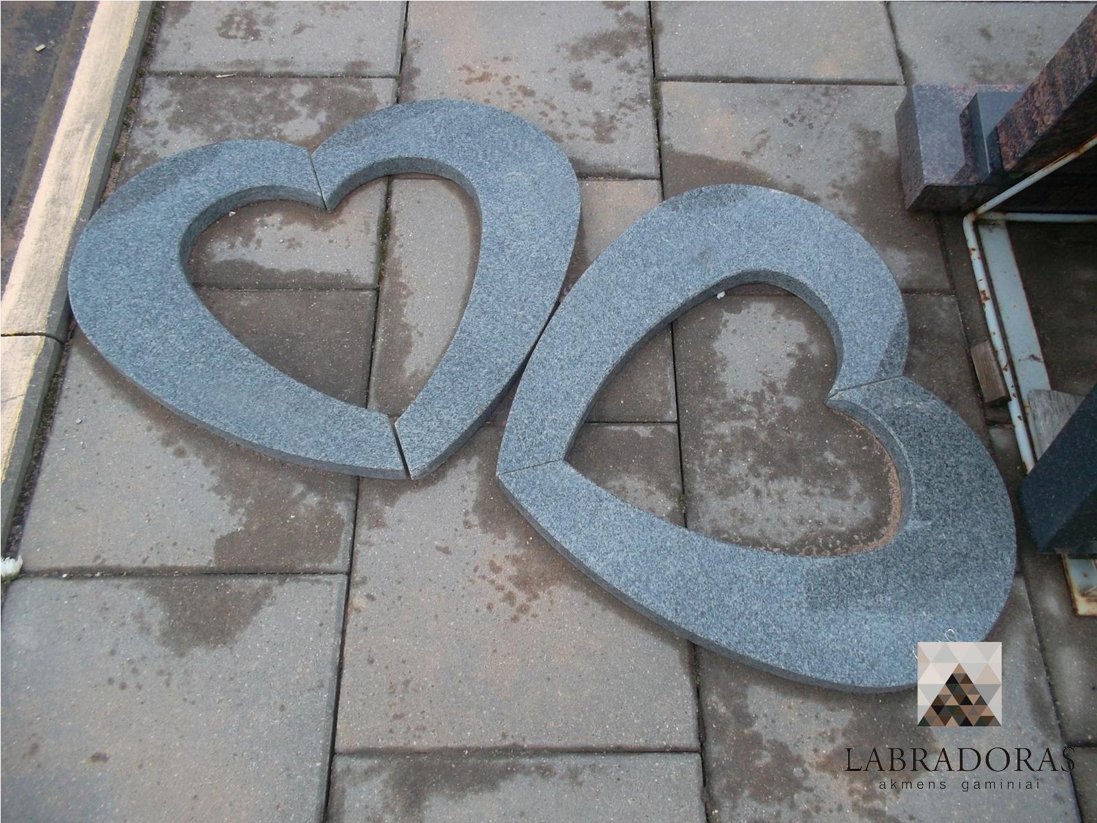 2 širdžiai