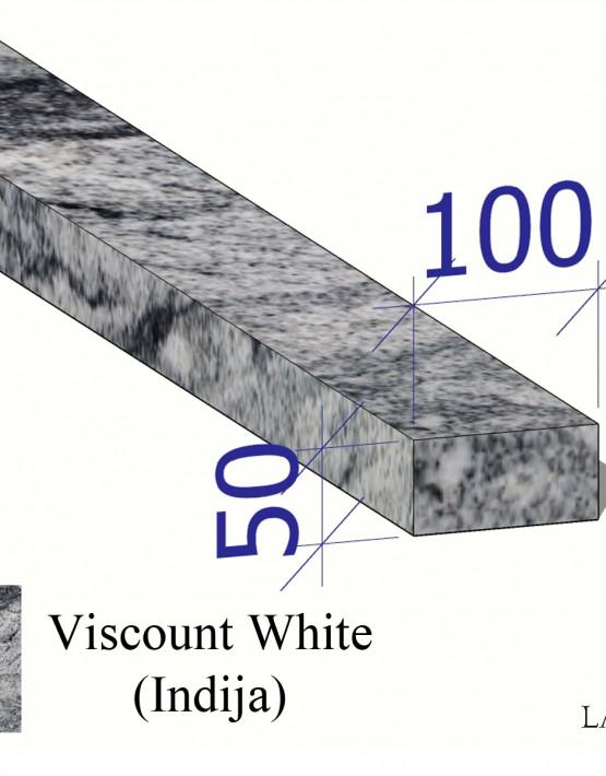 viscount white tv